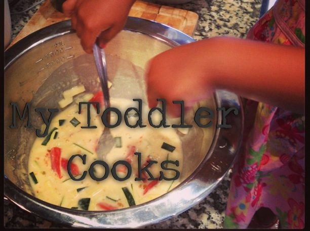 My Toddler Cooks