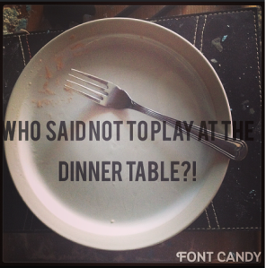 Fussy Eaters Games