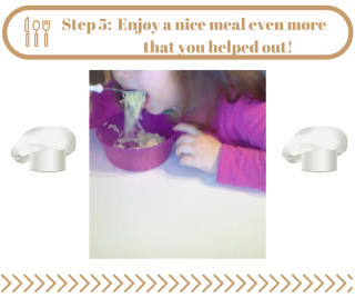 Step 5- Enjoy
